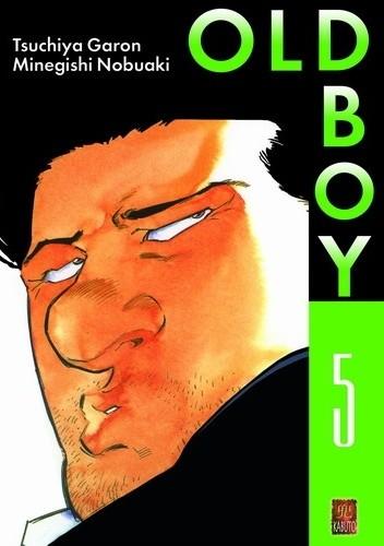 Okładka książki Old Boy tom 5