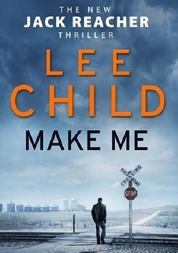 Okładka książki Make Me