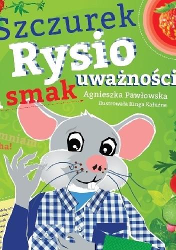 Okładka książki Szczurek Rysio i smak uważności