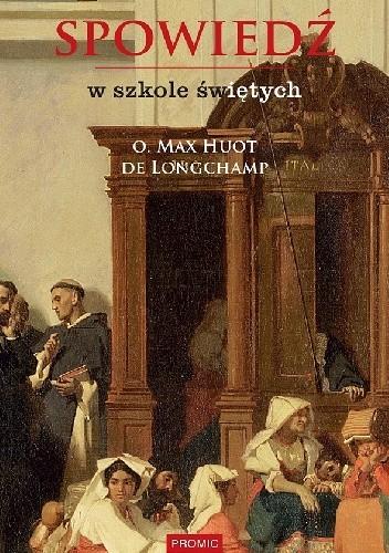 Okładka książki Spowiedź w szkole świętych