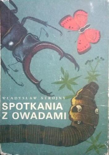 Okładka książki Spotkania z owadami