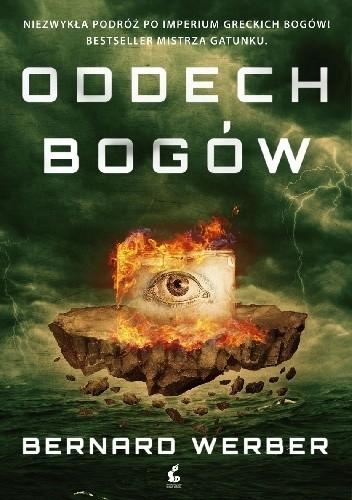 Okładka książki Oddech bogów