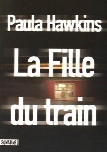 Okładka książki La fille du train