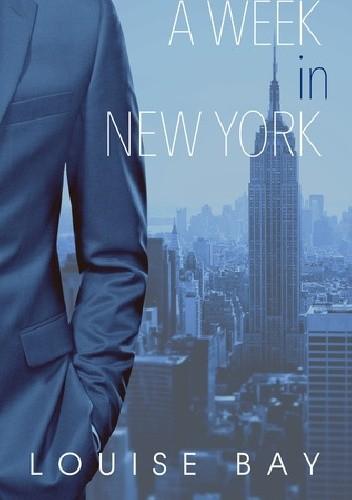 Okładka książki A Week in New York