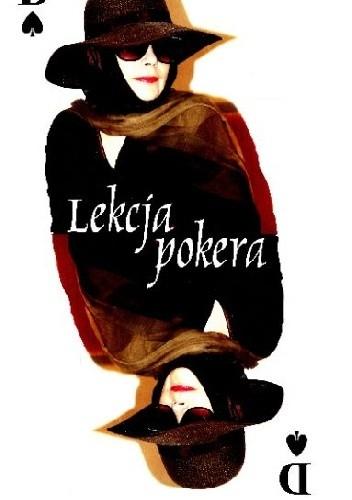 Okładka książki LEKCJA POKERA