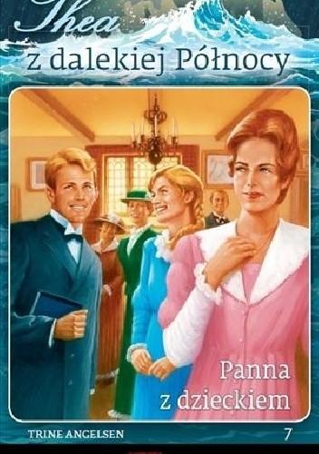 Okładka książki Panna z dzieckiem
