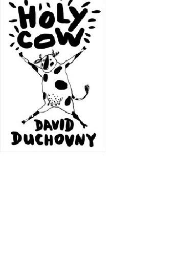 Okładka książki Holy Cow: A Modern-Day Dairy Tale