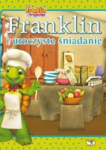 Okładka książki Franklin i uroczyste śniadanie