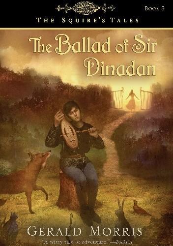 Okładka książki The Ballad of Sir Dinadan