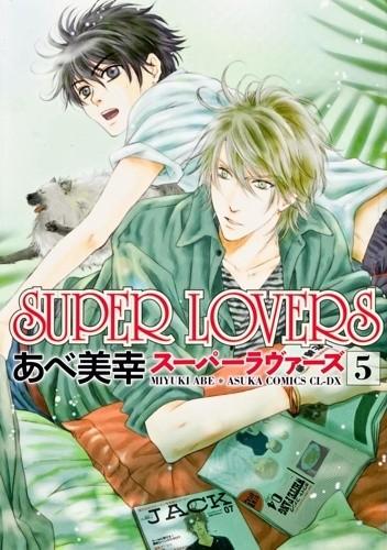 Okładka książki Super Lovers 5