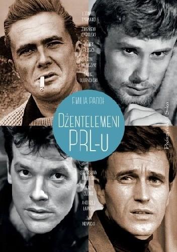 Okładka książki Dżentelmeni PRL-u