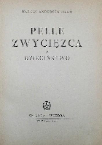 Okładka książki Pelle Zwycięzca