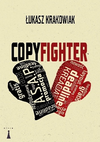 Okładka książki Copyfighter