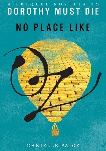 Okładka książki No Place Like Oz