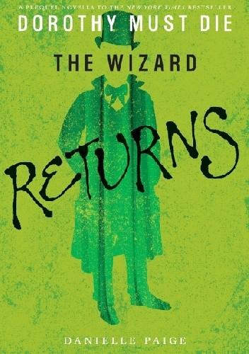 Okładka książki The Wizard Returns