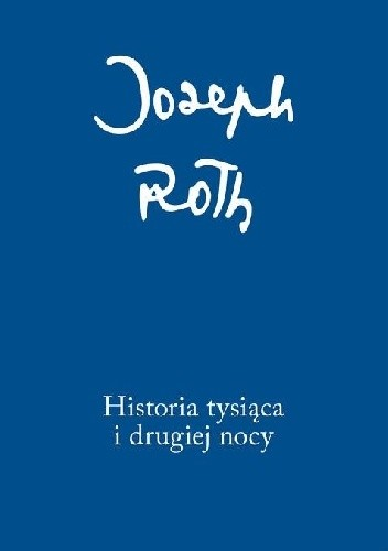 Okładka książki Historia tysiąca i drugiej nocy