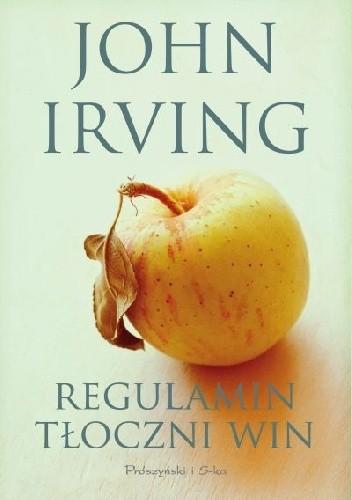 Okładka książki Regulamin tłoczni win