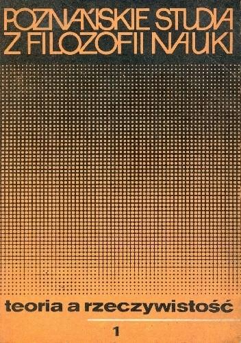 Okładka książki Teoria a rzeczywistość