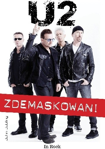 Okładka książki U2. Zdemaskowani