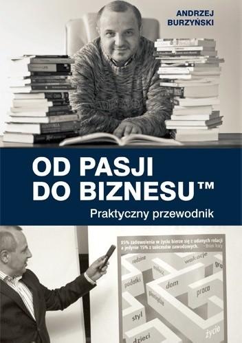Okładka książki Od pasji do biznesu