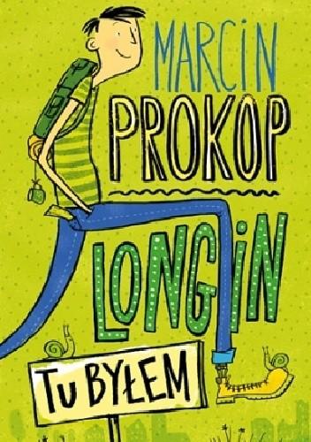 Okładka książki Longin. Tu byłem