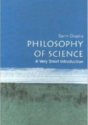 Okładka książki Philosophy of Science: A Very Short Introduction