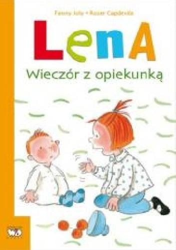 Okładka książki Lena. Wieczór z opiekunką