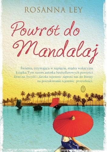 Okładka książki Powrót do Mandalaj