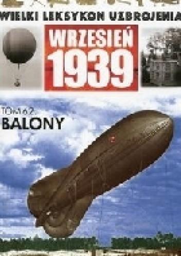 Okładka książki Balony