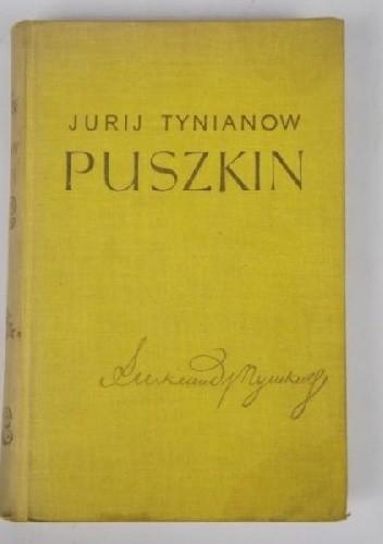 Okładka książki Puszkin