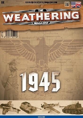Okładka książki 1945
