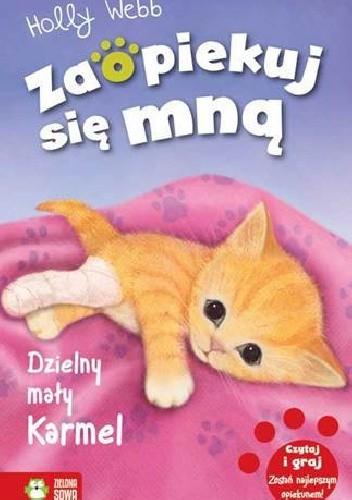 Okładka książki Dzielny mały Karmel