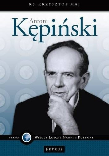 Okładka książki Antoni Kępiński
