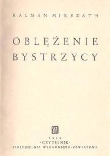 Okładka książki Oblężenie Bystrzycy