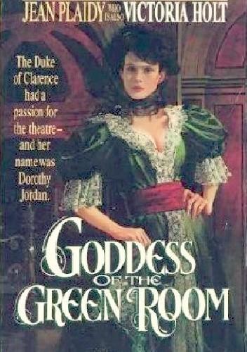 Okładka książki Goddess of the Green Room