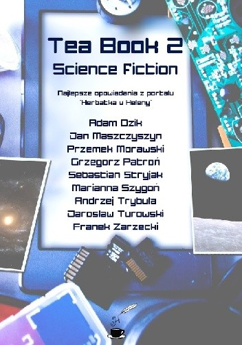 Okładka książki Tea Book 2: Science Fiction