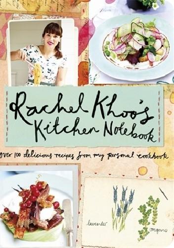 Okładka książki Rachel Khoo's Kitchen Notebook