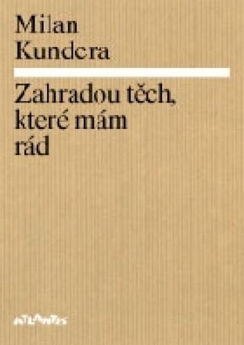Okładka książki Zahradou těch, které mám rád