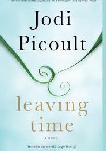 Okładka książki Leaving Time