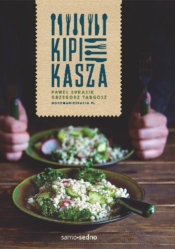 Okładka książki Kipi kasza