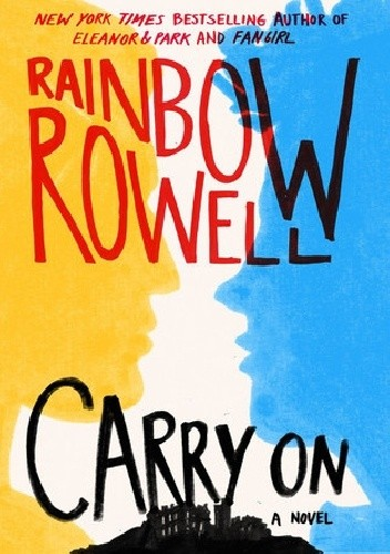 Okładka książki Carry On