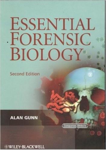 Okładka książki Essential Forensic Biology