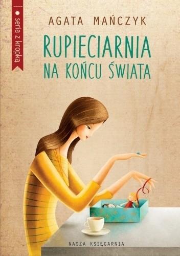 Okładka książki Rupieciarnia na końcu świata
