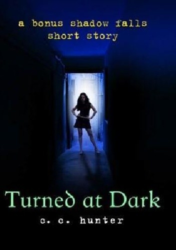 Okładka książki Turned at Dark