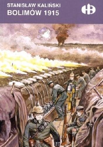 Okładka książki Bolimów 1915