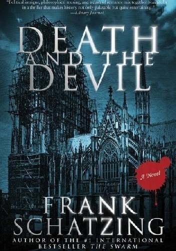 Okładka książki Death and the Devil
