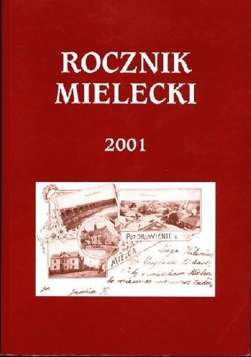 Okładka książki Rocznik Mielecki 2001