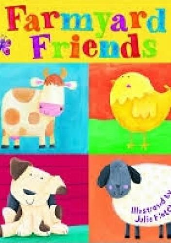 Okładka książki Farmyard Friends