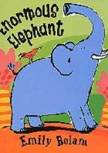 Okładka książki Enormous Elephant