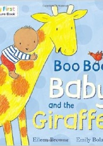Okładka książki Boo Boo Baby and the Giraffe